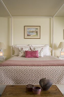 Accommodations in the Moonglow Room at this Cape Cod B & B