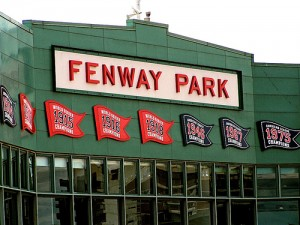 Fenway Park Home of the Red Sox